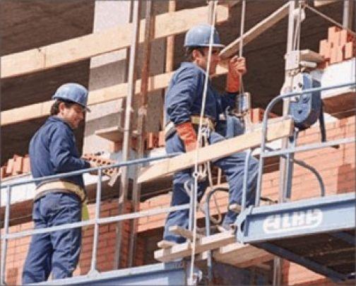 Ley n sobre riesgos del trabajo colegio de for Empresas de construccion